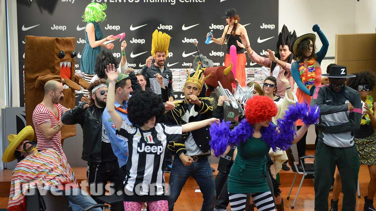 Juventus Harlem Shake