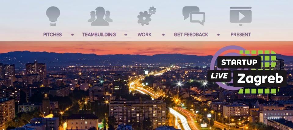 startup live zagreb