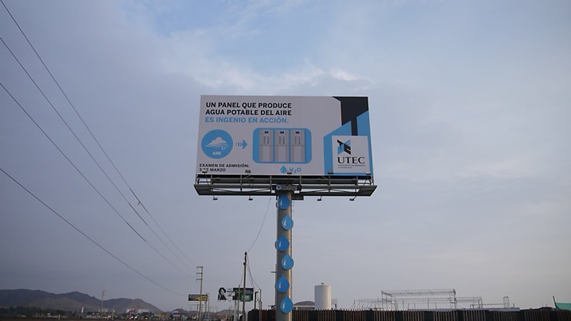 utec lima billboard