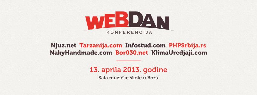 webdan konferencija najava