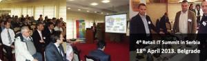 4th Retail IT Summit in Serbia @ Hotel Prestige