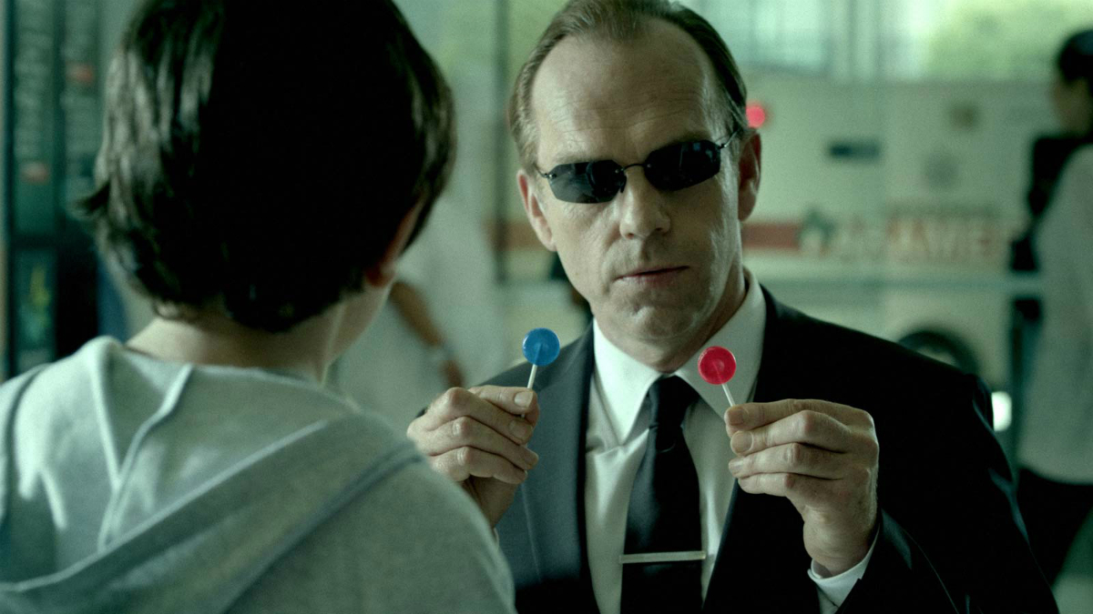 Agent Smith Matrix GE
