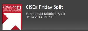 CISEx Friday Split @ Ekonomski fakultet Split
