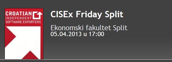 CISEx Split 2013