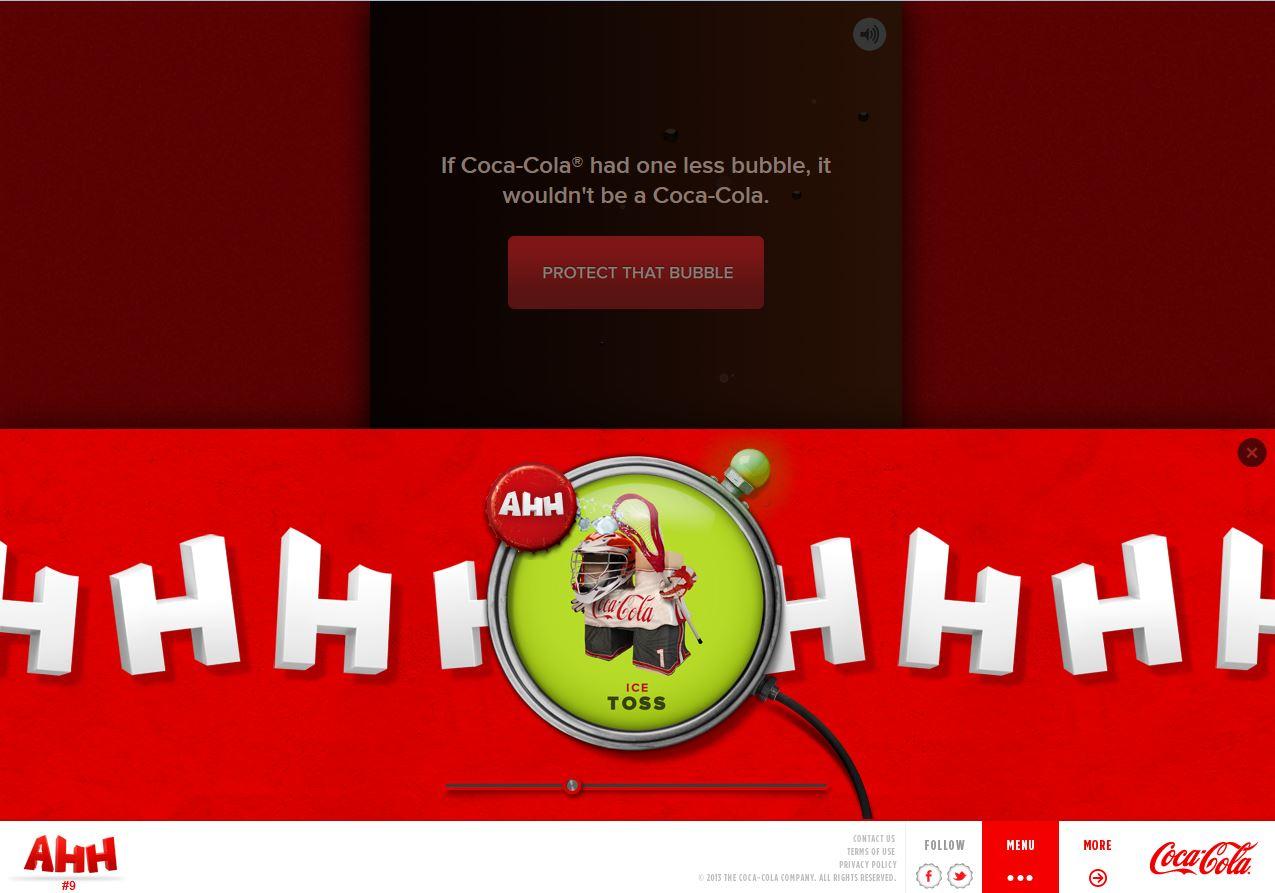 Coca Cola Ahhhhhhh