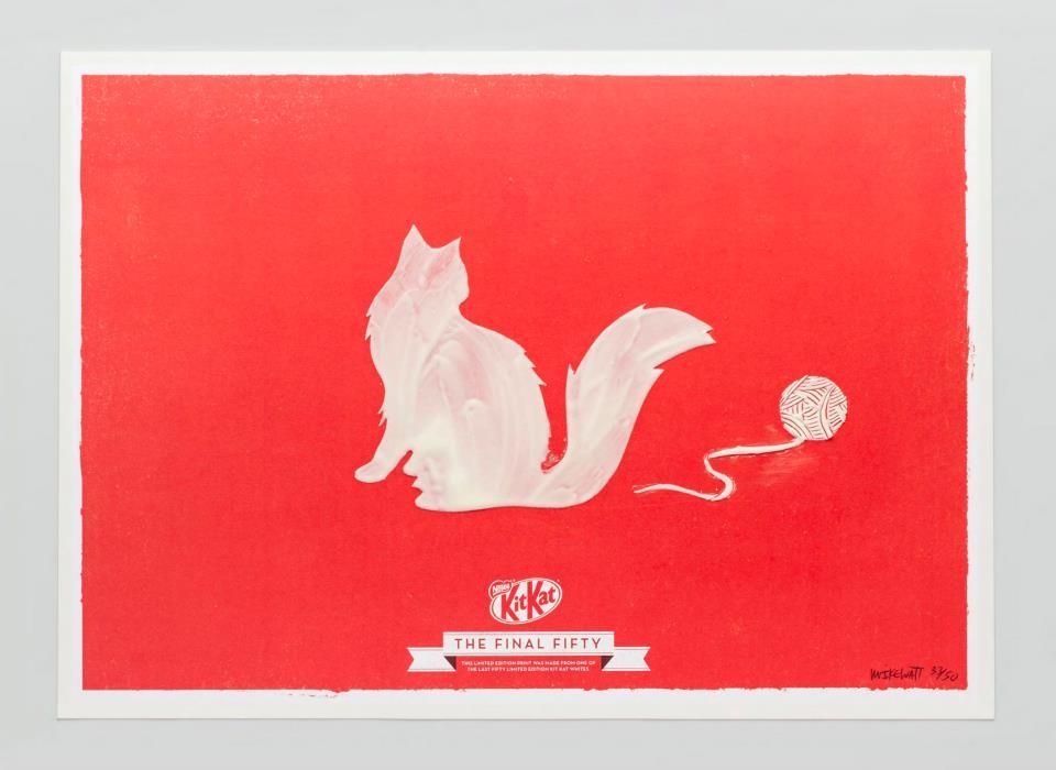 KIT KAT FINAL FIFTY Cat