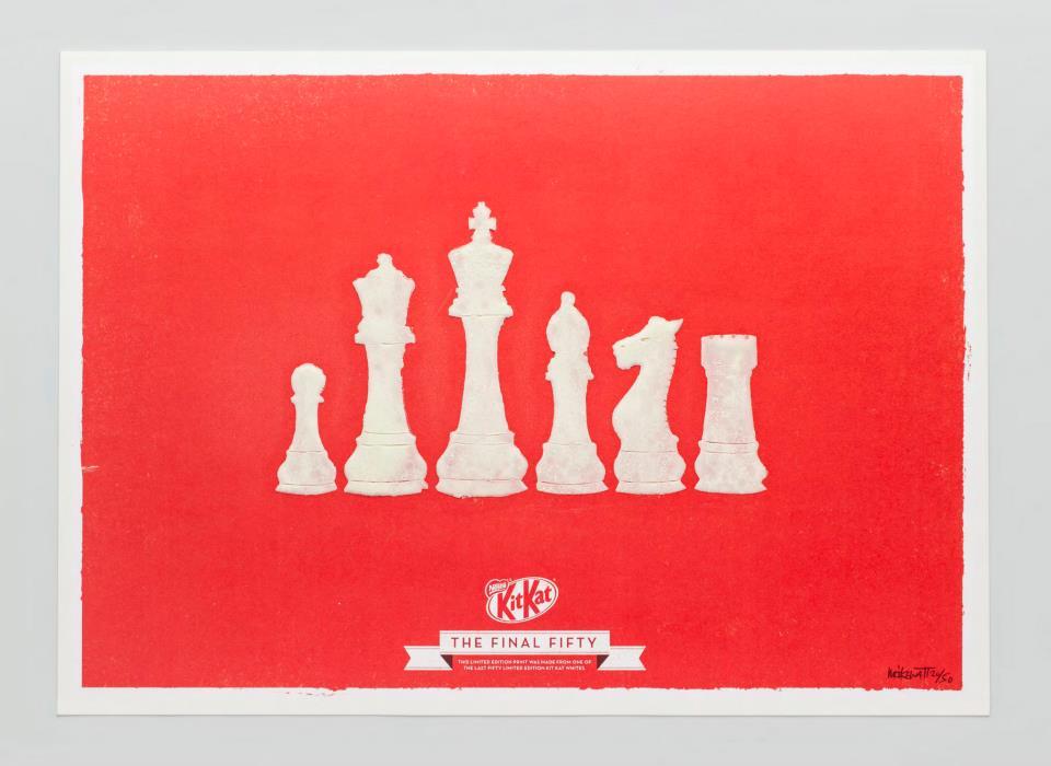 KIT KAT FINAL FIFTY Chess