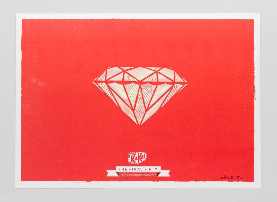 KIT KAT FINAL FIFTY Diamond