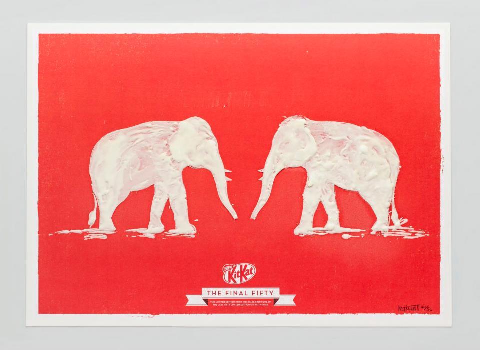 KIT KAT FINAL FIFTY Elephants