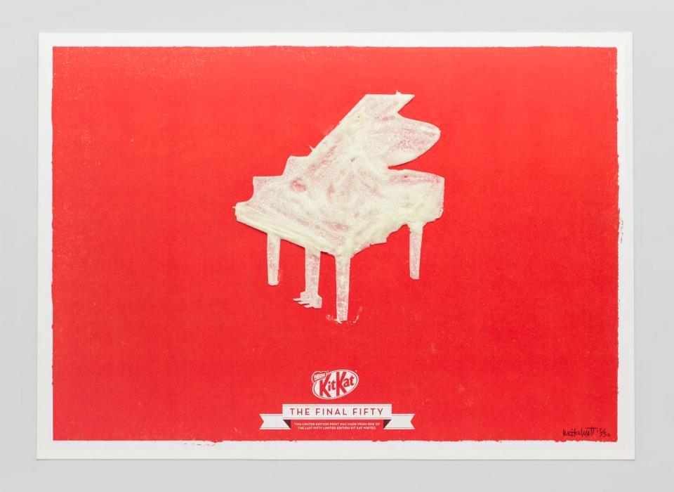 KIT KAT FINAL FIFTY Grande Piano
