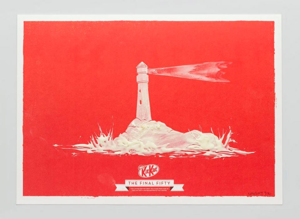 KIT KAT FINAL FIFTY Lighthouse