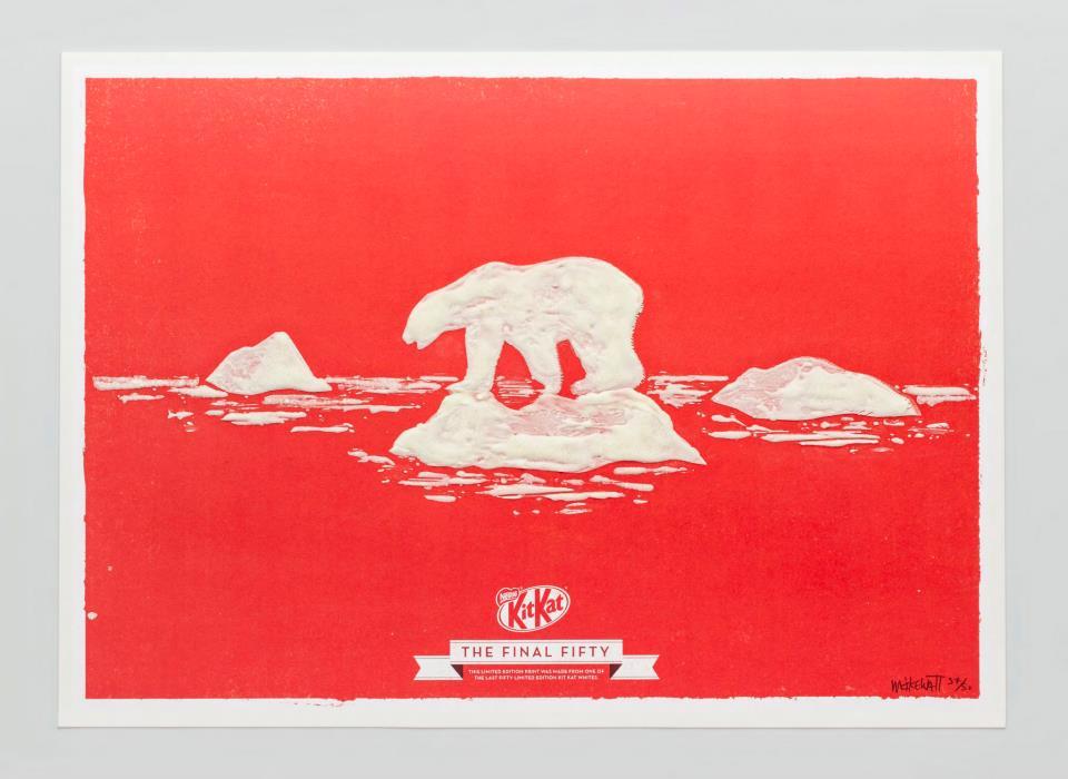 KIT KAT FINAL FIFTY Polar Bear