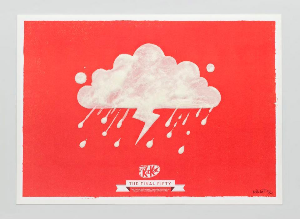 KIT KAT FINAL FIFTY Stormy Cloud