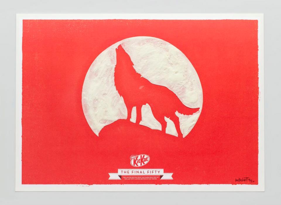 KIT KAT FINAL FIFTY Wolf