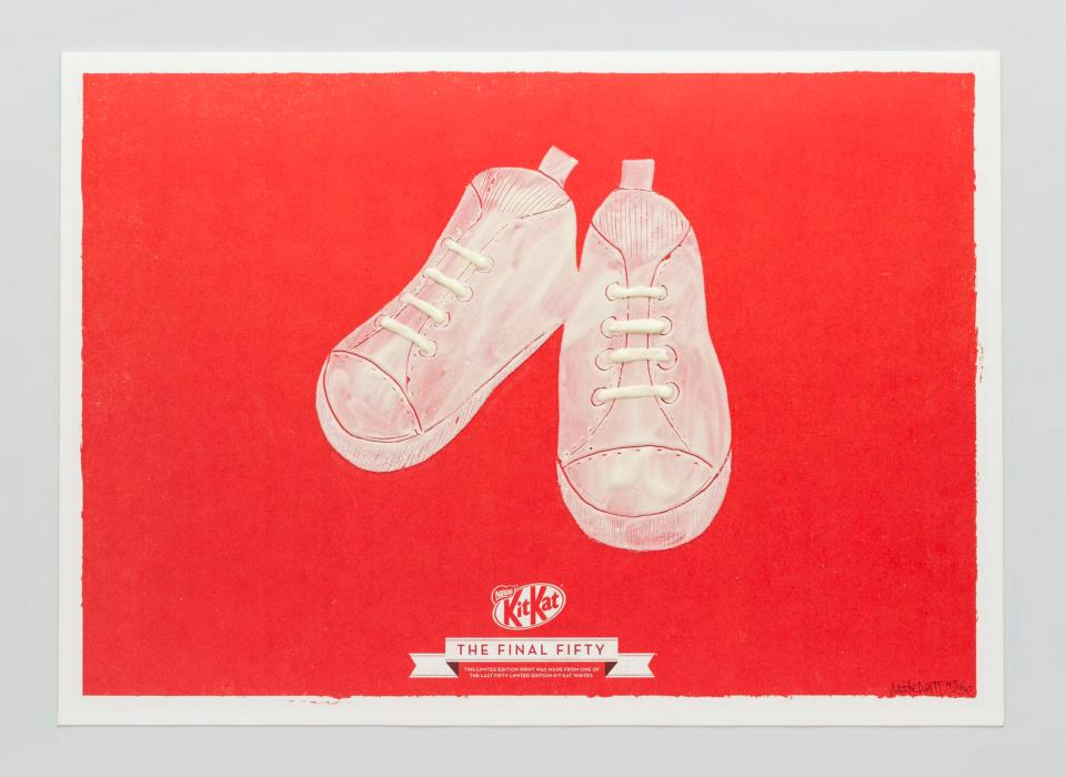 KIT KAT FINAL FORTY Sneakers