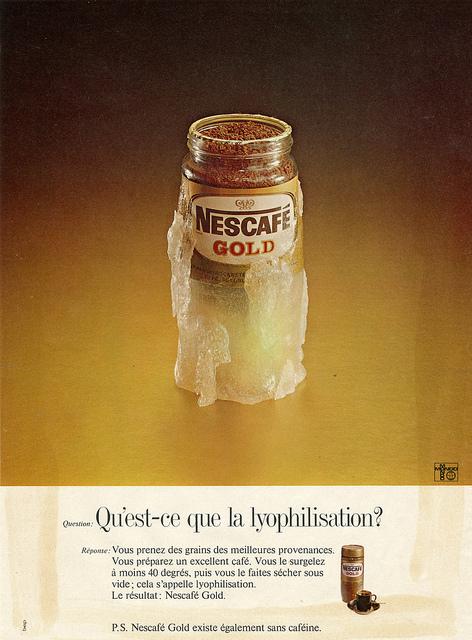 NESCAFÉ 75 YEARS 1970s 2