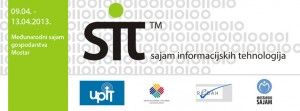 Sajam informacijskih tehnologija - SIT @ Slobodna zona Hercegovina