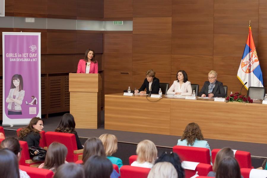 dan devojaka u IKT 2013 Tatjana Matic
