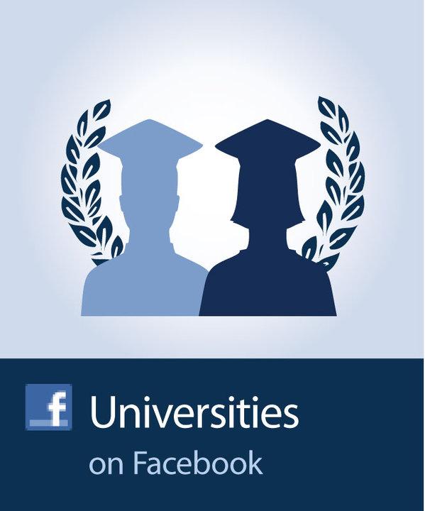 facebook universities old