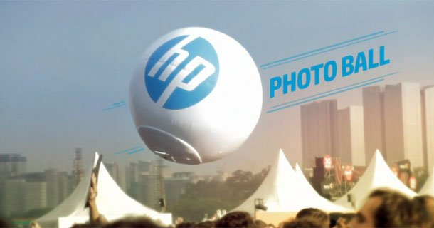hp photo ball