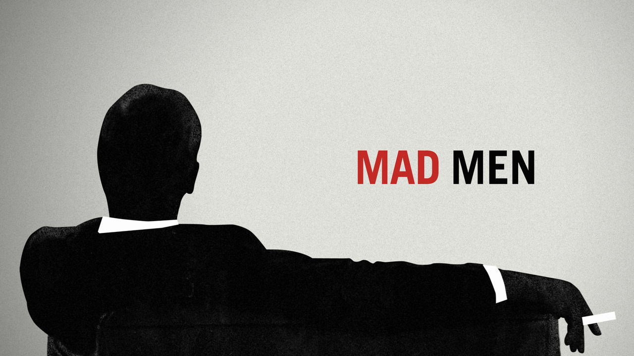 mad men logo cover