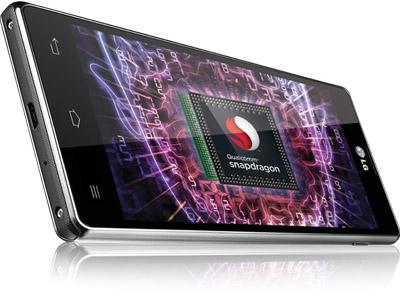 snapdragon_processor LG Optimus G