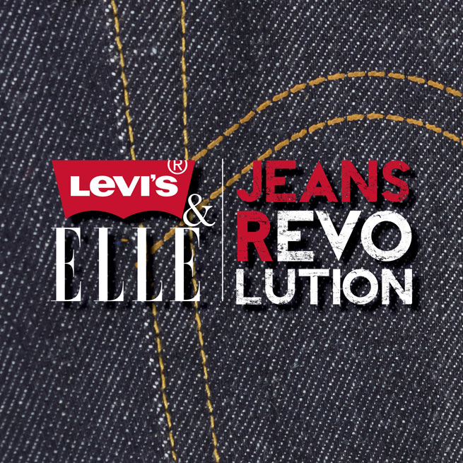 ElleLevis JEANS REVOLUTION