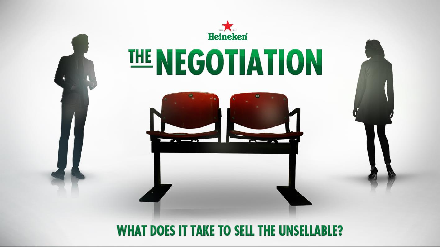 Heineken The Negotiation