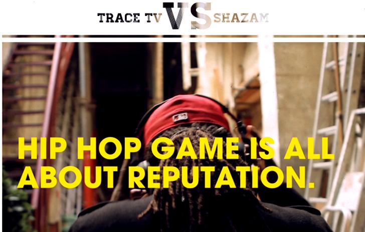 trace vs shazam
