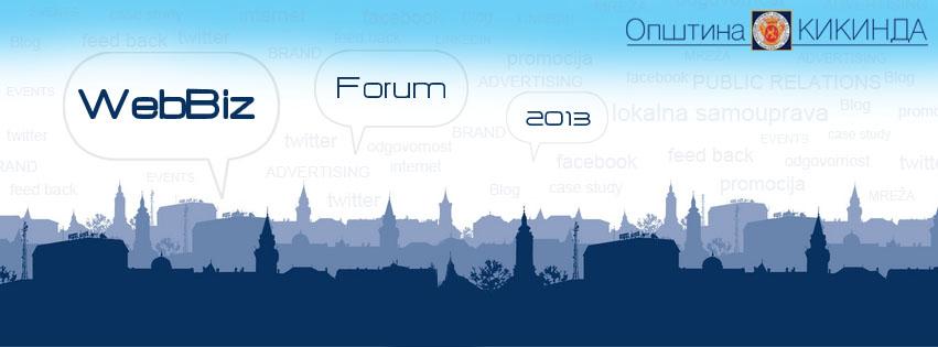 webbiz forum kikinda