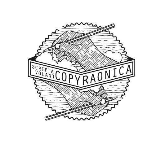 copyraonica logo
