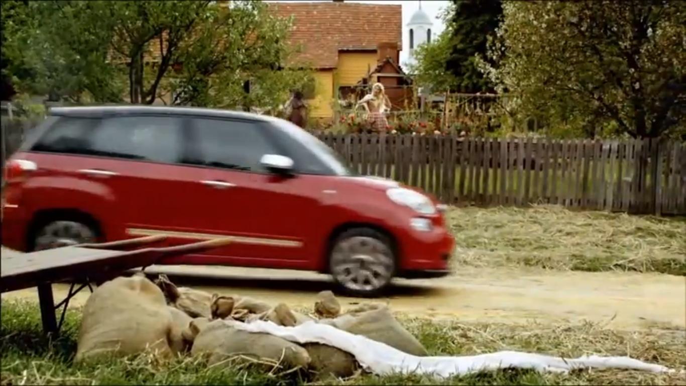 FIAT 500L Italian Invasion