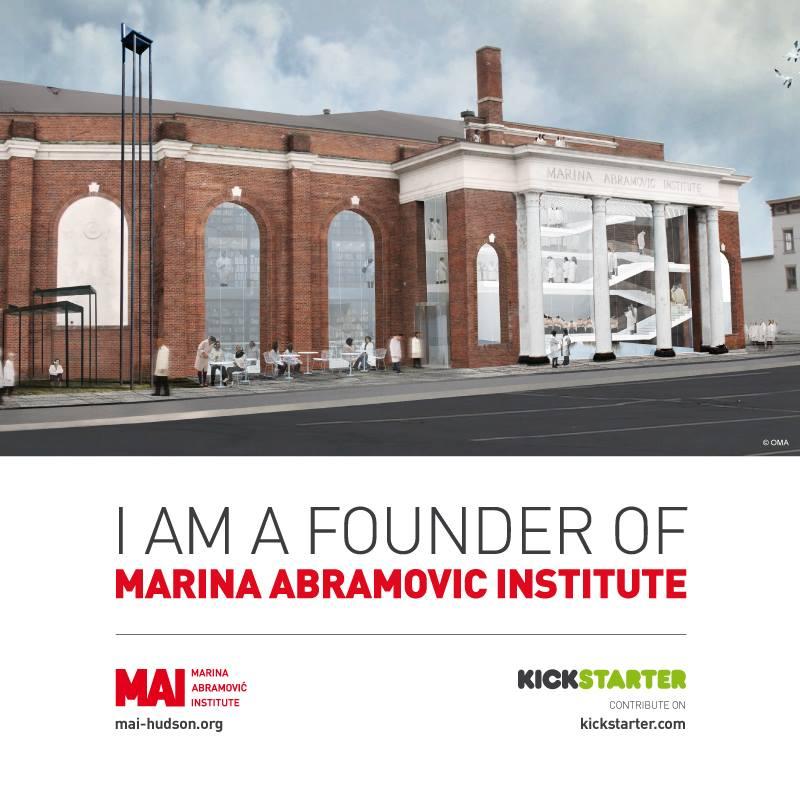 Marina Abramovic Institute Founder