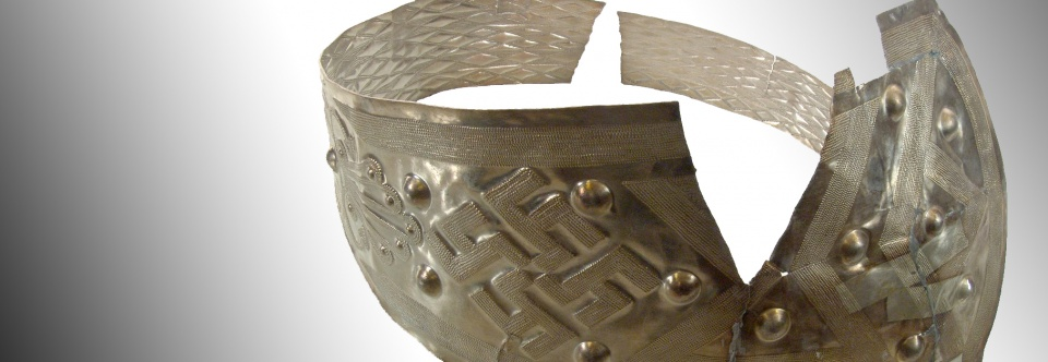 Pojas tipa Mramorac Vinca V vek pre n.e muzej grada beograda