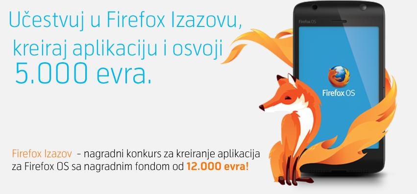 Telenor Srbija Firefox Izazov