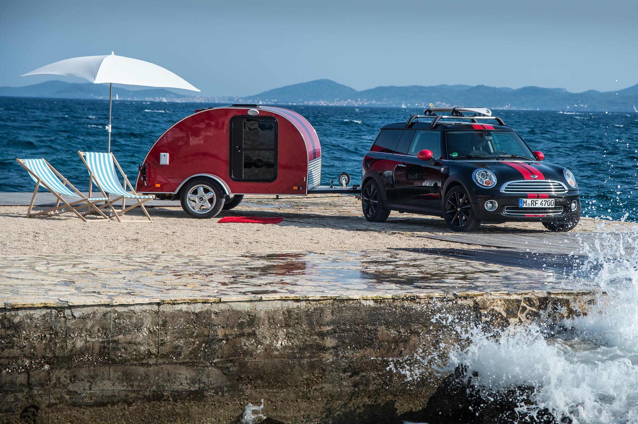 The MINI Cowley Caravan 1