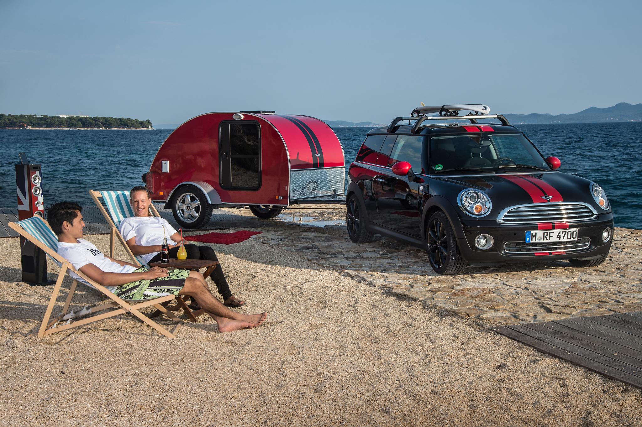 The MINI Cowley Caravan 2