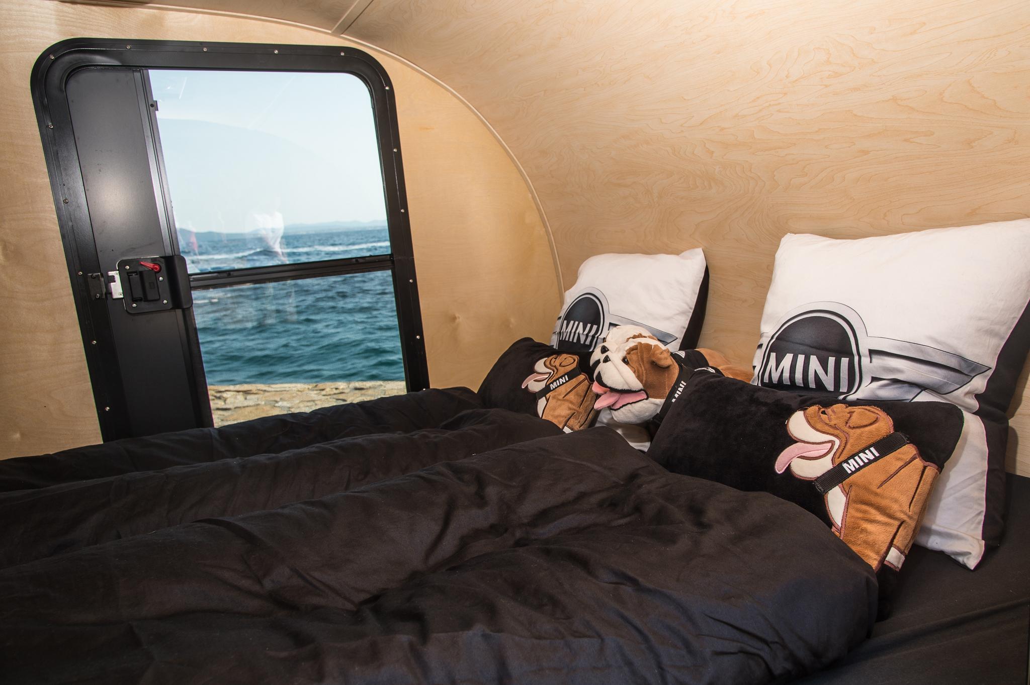The MINI Cowley Caravan 3