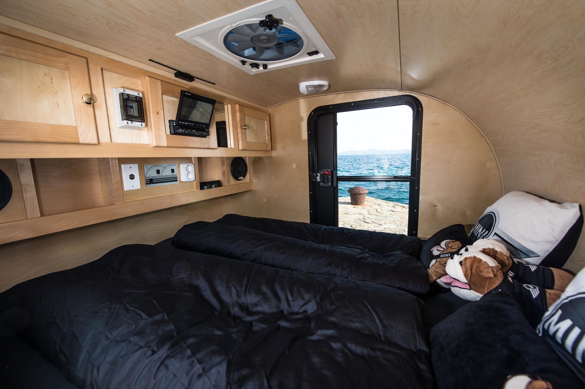 The MINI Cowley Caravan 4