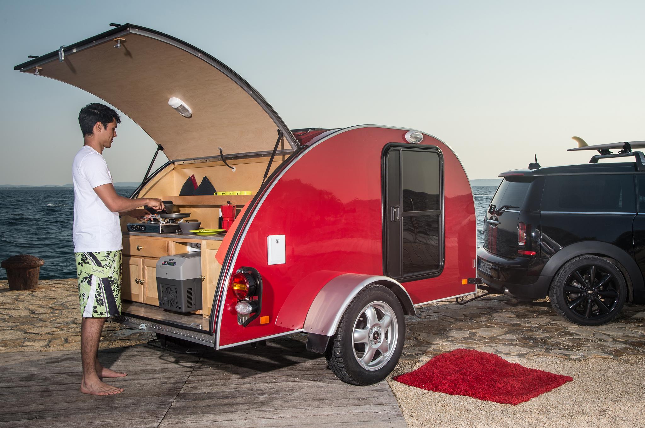The MINI Cowley Caravan 5