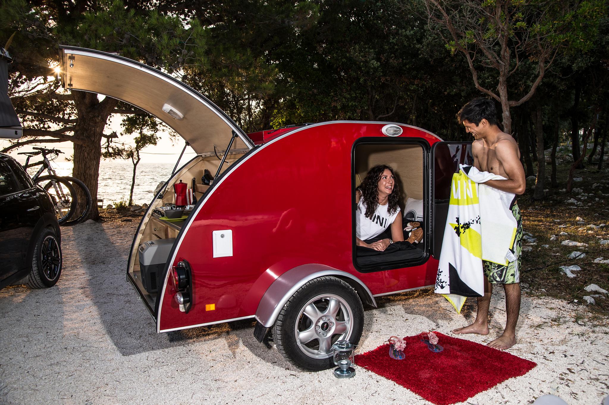 The MINI Cowley Caravan 6
