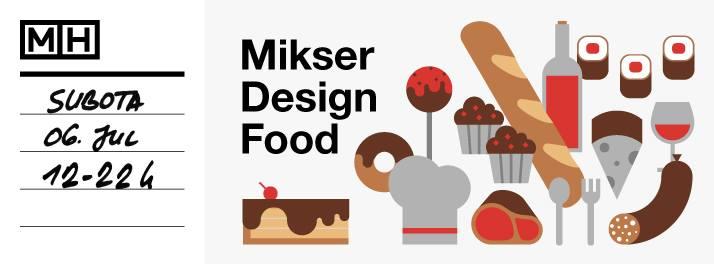 mikser house design food