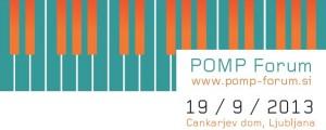 POMP forum @ Cankarjev dom