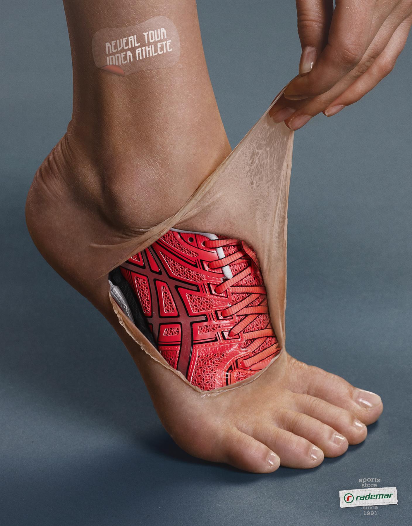 rademar feet