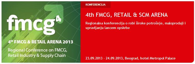 4th FMCG RETAIL SCM ARENA INFOARENA