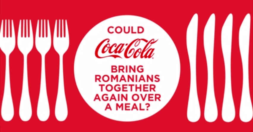 LetsEatTogether Coca Cola Live Tweets YouTube