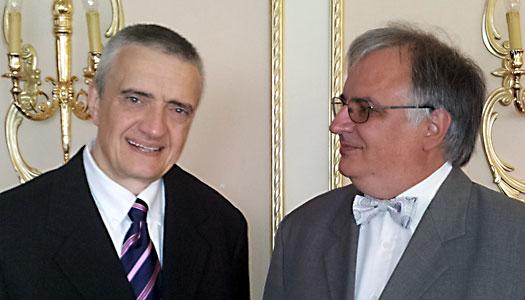 Novo rukovodstvo Konferencije suosnivaca RNIDS a