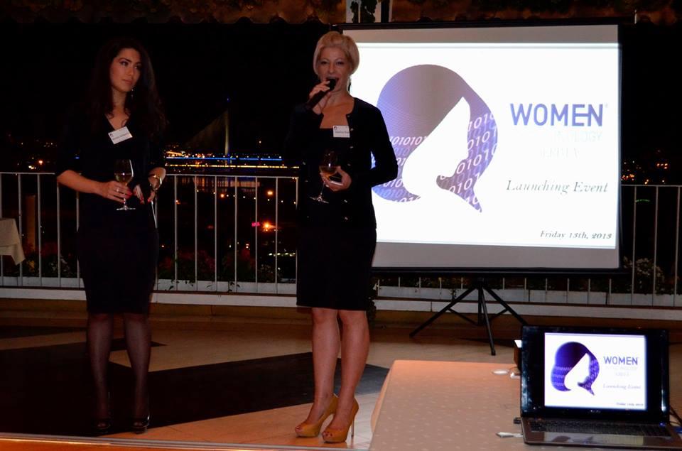 danica radisic natasa kilibarda women in tech serbia