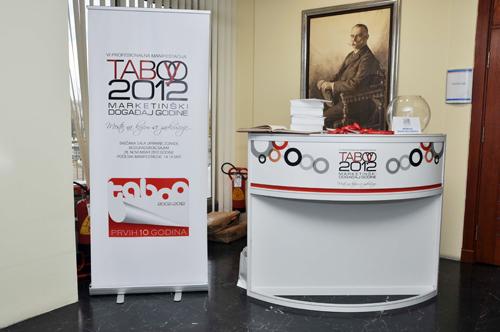 taboo magazine marketinski dogadjaj 2012
