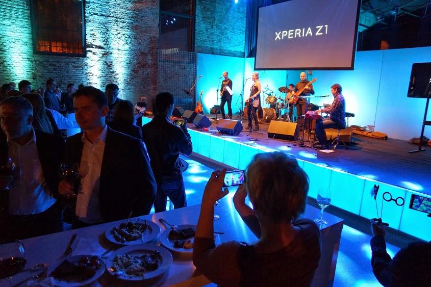 Sony Mobile - predstavljanje Sony Xperia Z1 photo 2
